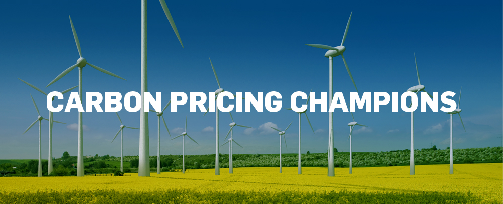 Carbon Pricing Champions