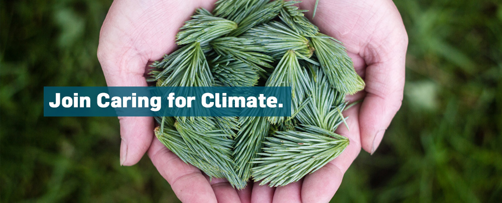 Join Caring for Climate